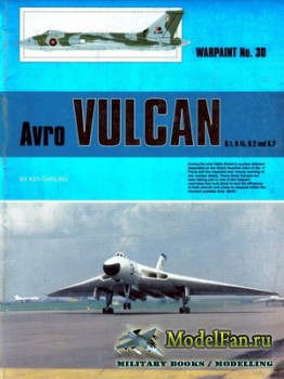Warpaint №30 - Avro Vulcan B.1, B.1A, B.2 and K.2