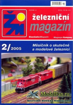 Zeleznicni magazin 2/2005