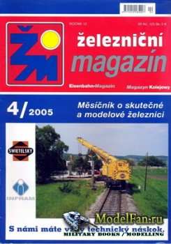 Zeleznicni magazin 4/2005