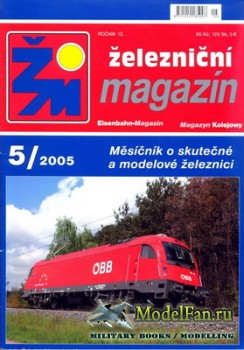 Zeleznicni magazin 5/2005