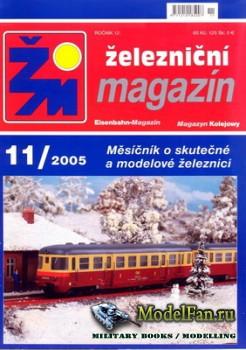 Zeleznicni magazin 11/2005