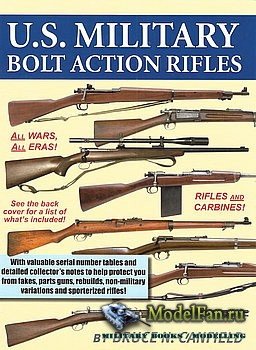 U.S. Military Bolt Action Rifles (Bruce Canfield)