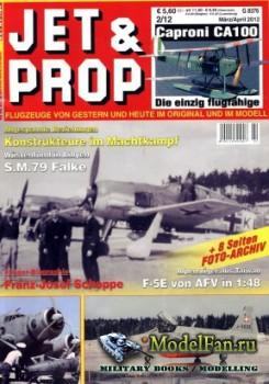 Jet & Prop 2/2012 (March/April 2012)