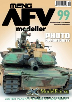 AFV Modeller - Issue 99 (March/April) 2018