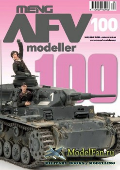 AFV Modeller - Issue 100 (May/June) 2018