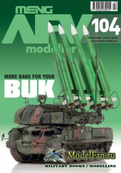 AFV Modeller - Issue 104 (January/February) 2019