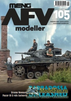 AFV Modeller - Issue 105 (March/April) 2019