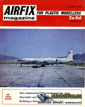 Airfix Magazine (March 1969)
