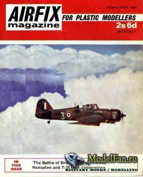 Airfix Magazine (February 1969)
