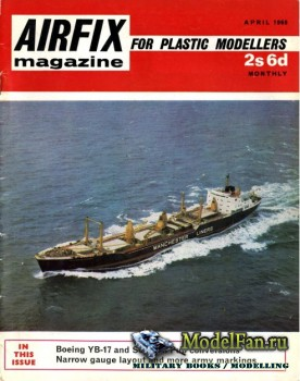 Airfix Magazine (April 1969)