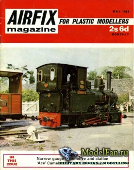 Airfix Magazine (May 1969)
