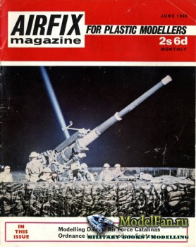 Airfix Magazine (June 1969)