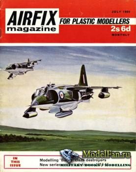 Airfix Magazine (July 1969)