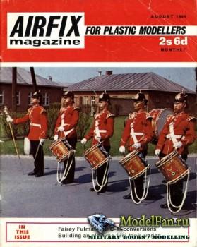 Airfix Magazine (August 1969)