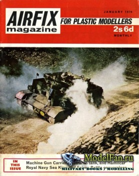 Airfix Magazine (January 1970)