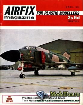Airfix Magazine (April 1970)