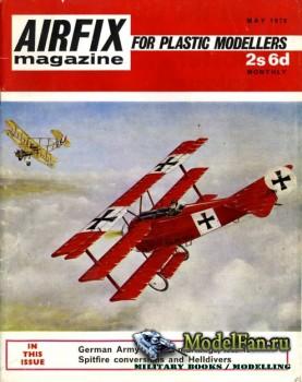 Airfix Magazine (May 1970)