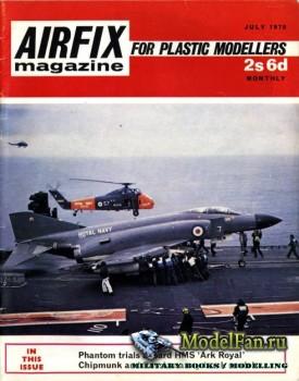 Airfix Magazine (July 1970)