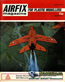 Airfix Magazine (June 1971)