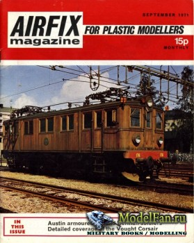 Airfix Magazine (September 1971)