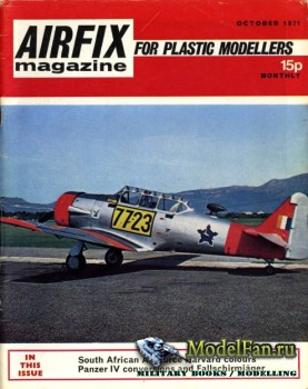 Airfix Magazine (October 1971)