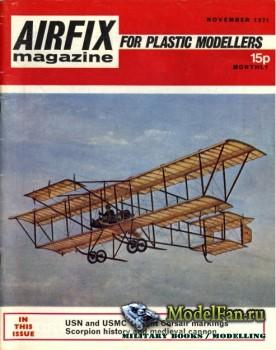 Airfix Magazine (November 1971)