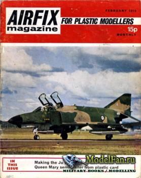 Airfix Magazine (February 1972)