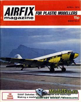 Airfix Magazine (April 1972)