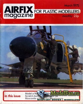 Airfix Magazine (March 1975)