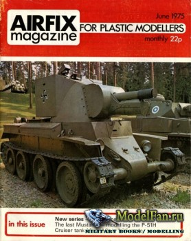 Airfix Magazine (July 1975)