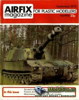 Airfix Magazine (September 1975)