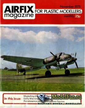 Airfix Magazine (November 1975)