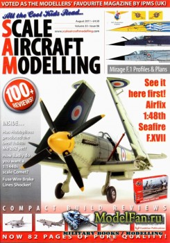 Scale Aircraft Modelling (August 2011) Vol.33 №6