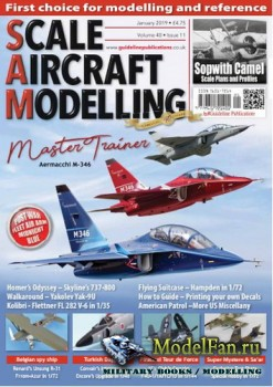 Scale Aircraft Modelling (January 2019) Vol.40 №11
