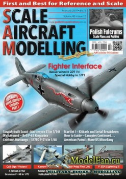 Scale Aircraft Modelling (February 2019) Vol.40 №12