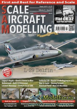 Scale Aircraft Modelling (March 2019) Vol.41 №1
