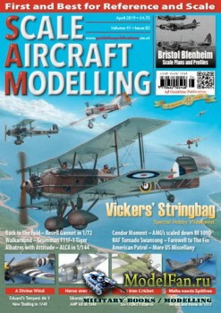 Scale Aircraft Modelling (April 2019) Vol.41 №2