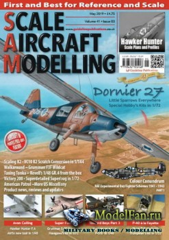Scale Aircraft Modelling (May 2019) Vol.41 №3