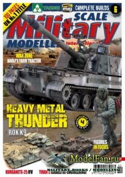 Scale Military Modeller International Vol.48 Iss.563 (February 2018)