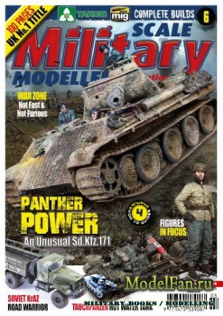 Scale Military Modeller International Vol.48 Iss.564 (March 2018)
