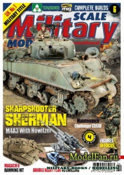 Scale Military Modeller International Vol.48 Iss.565 (April 2018)