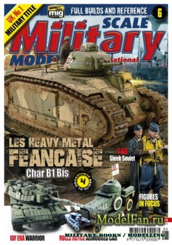 Scale Military Modeller International Vol.48 Iss.566 (May 2018)