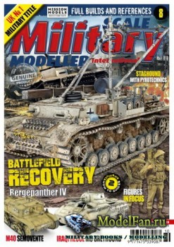 Scale Military Modeller International Vol.48 Iss.571 (October 2018)