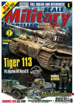 Scale Military Modeller International Vol.49 Iss.574 (January 2019)
