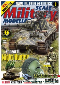 Scale Military Modeller International Vol.49 Iss.576 (March 2019)