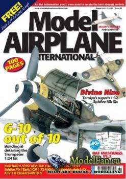 Model Airplane International №61 (August 2010)