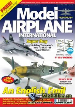 Model Airplane International №63 (October 2010)