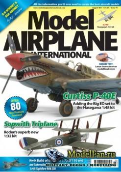 Model Airplane International №73 (August 2011)