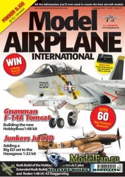 Model Airplane International №74 (September 2011)