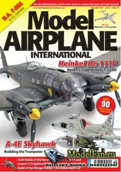 Model Airplane International №76 (November 2011)